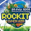 Open Air PreParty si Rockit Open Air  din 25 iulie in Amsterdam